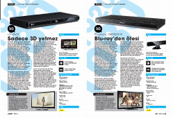 BLU-RAY OYNATICILAR