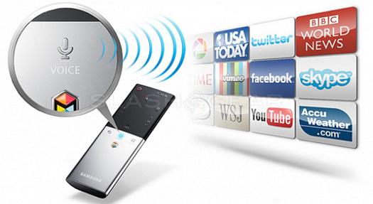 Samsung Smart Touch