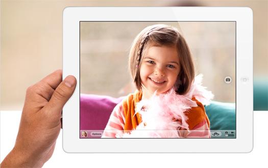3. nesil iPad