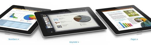 Yeni iPad - Uygulamalar