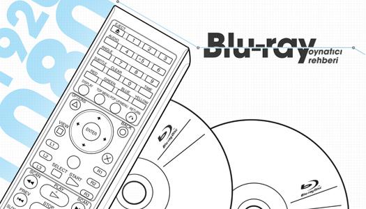 Blu-ray oynatıcı rehberi