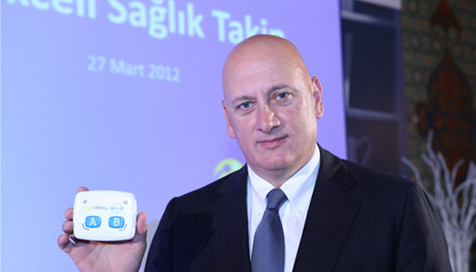 Turkcell Saglık Metre