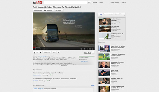 Samsung Youtube
