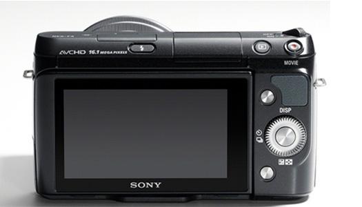 Sony NEX F-3