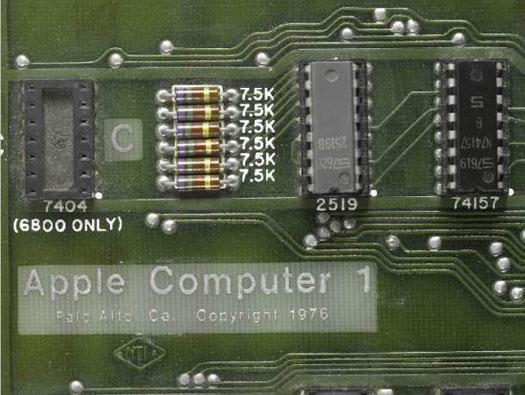 Apple-1 anakart