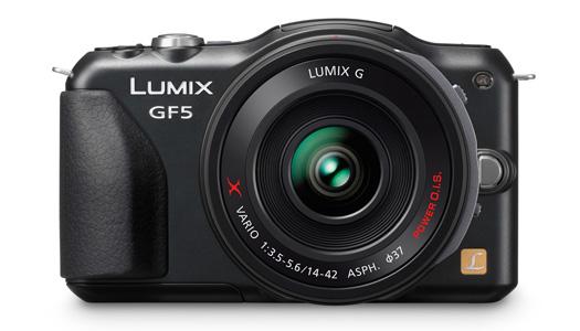 Panasonic Lumix GF5