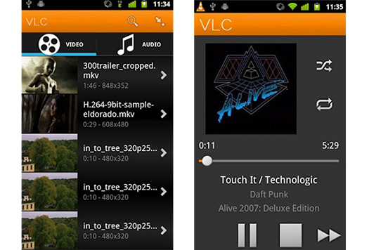 VLC Beta Android
