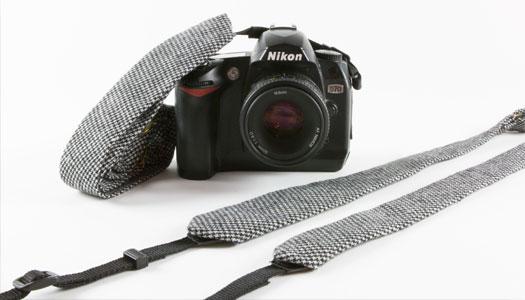 Camera Strap Necktie