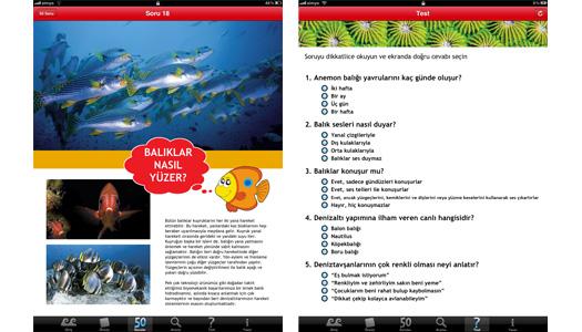 50 Soruda Denizin Sırları