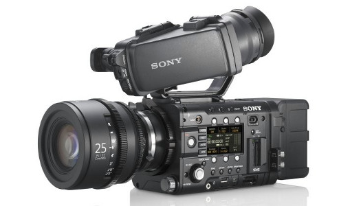 Sony F5-F55 pro camcorders