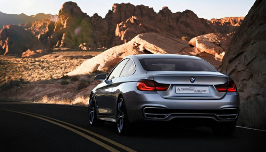 BMW 4 Serisi Coupe