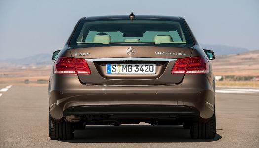 Mercedes 2014 E-Class