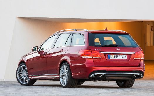 Mercedes 2014 E-Class wagon