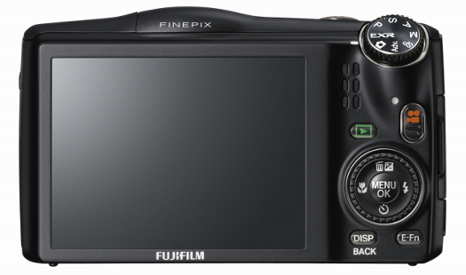 Fujifilm F850EXR
