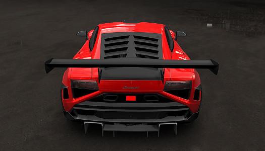 Lamborghini GallardoGT3 FL2