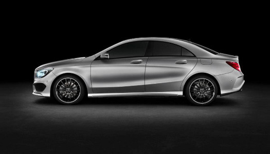 Mercedes-Benz CLA 250 Edition