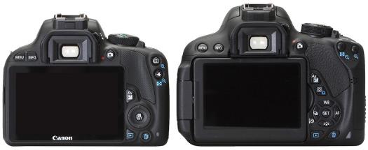 Canon EOS 100D EOS 700D