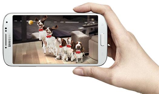 Samsung Galaxy S 4 - Drama Shot
