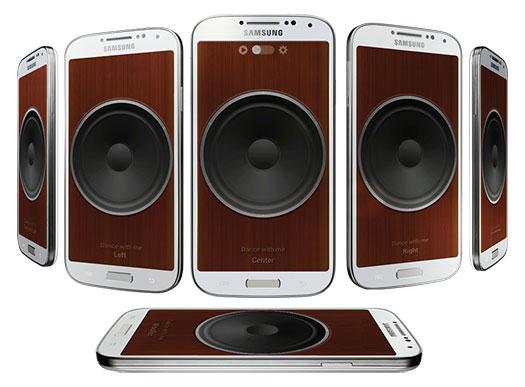 Samsung Galaxy S 4 - Group Play