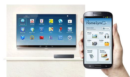 Samsung Galaxy S IV - HomeSync