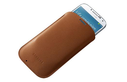Samsung Galaxy S 4 - Pouch