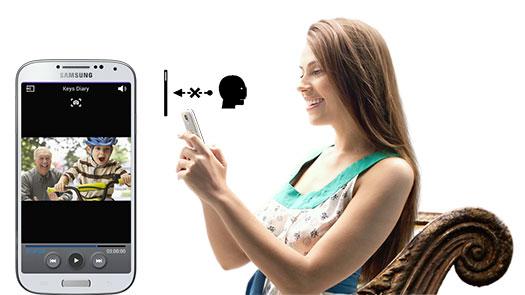 Samsung Galaxy S IV - Smart Pause