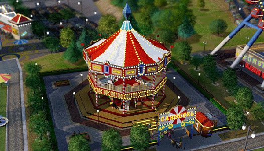 SimCity Amusement Park