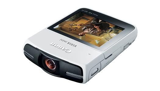 Canon Vixia mini