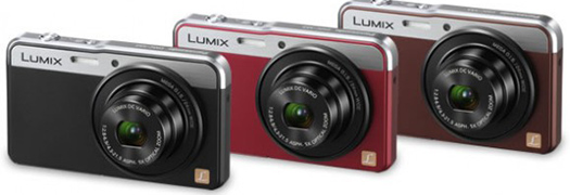 Panasonic DMC-XS3