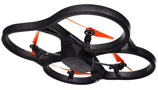 Parrot-AR.Drone 2.0 Power Edition