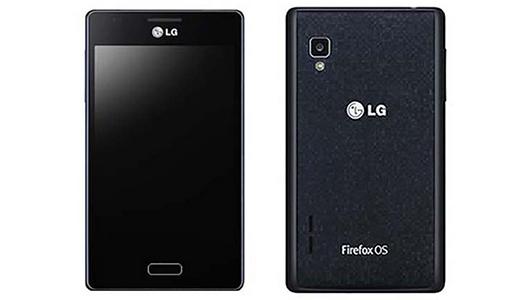 LG Fireweb