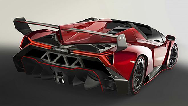 5 3 Milyon Dolarlik Lamborghini Veneno Roadster Dan Sadece 9 Adet