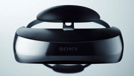 Sony HMZ-T3W