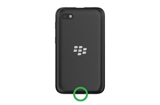 BlackBerry C serisine ait akıllı telefon yeniden ...