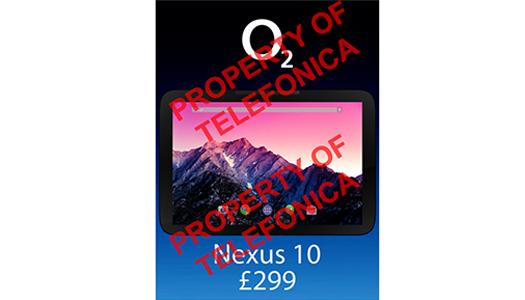LG Nexus 10