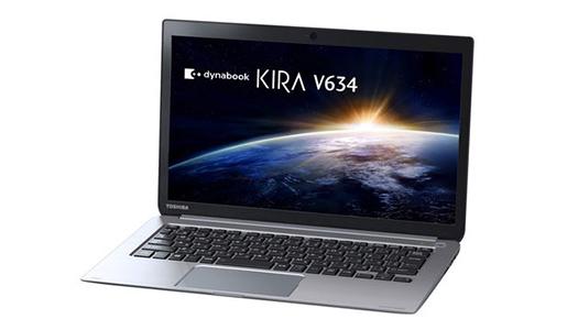 Toshiba Kira Ultrabook
