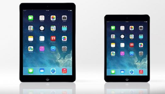 iPad Air Retina iPad mini