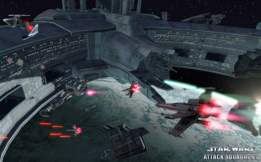 Star Wars Attack: Squadrons