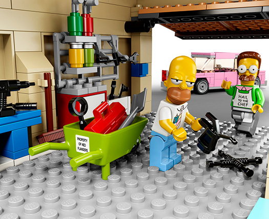 LEGO - The Simpsons
