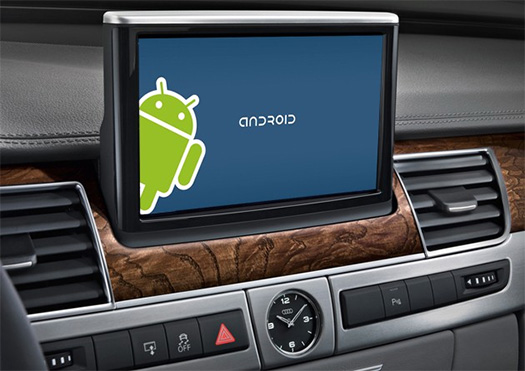 google-audi-android