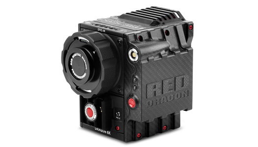 RED Epic Dragon Carbon Fiber
