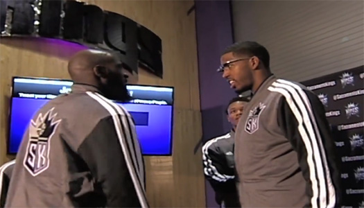 Sacramento Kings - Google Glass