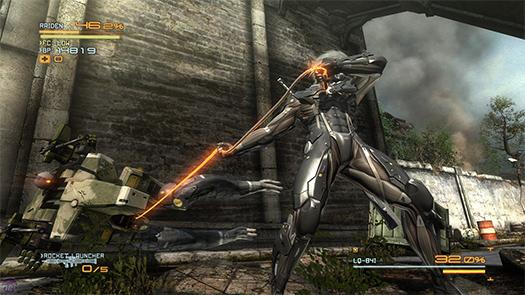 Metal Gear Rising: Revengeance-13