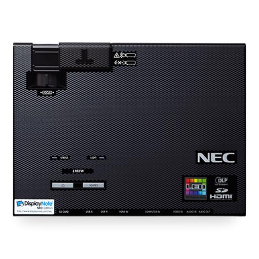 NEC NP-L102W