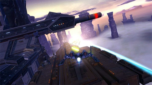 Star Wars: The Old Republic Galactic Starfighter