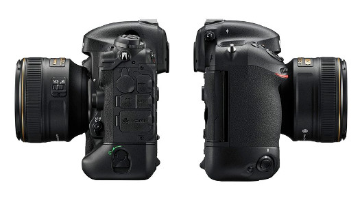 Nikon D4S HD-SLR