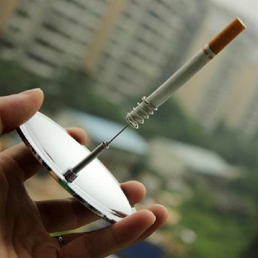 güneş enerjisi-sigara