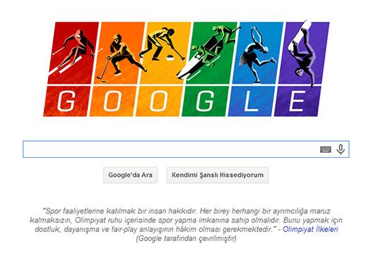 google-olimpiyat-ilkeleri