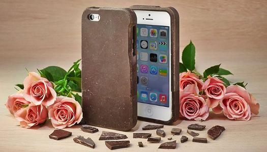 Çikolata iPhone kılıfı