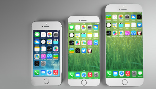 iPhone 6 konsept